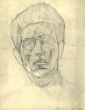 Alberto GIACOMETTI Sculpture Paintings Drawiing Retrospective Tate London  1965