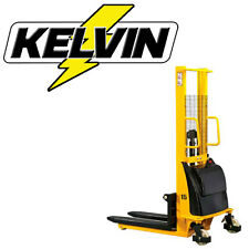£20pw or £2,330 Kelvin KS10 Semi-Electric Stacker