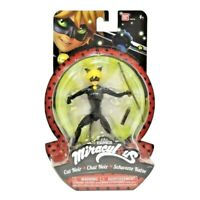 "Miraculous Ladybug Action Figure Cat Noir Zag Heroez 5.5"" BANDAI"
