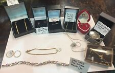 OLD JEWELLERS storeroom stock old silver & Gold Jewellery. Must Clear. Old Price