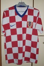 Croatia 2008 - 2009 Home football shirt jersey Nike size M