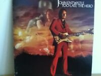 JOHN   ENTWISTLE             LP      TOO  LATE THE  HERO