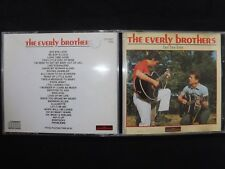 CD THE EVERLY BROTHERS / BYE BYE LOVE /