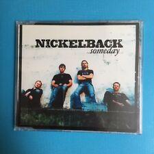 NICKELBACK - Someday - RARE 2003 CD Single NEW SEALED