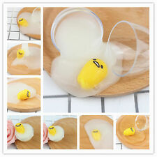 Gudetama Novelty Lazy Egg Vent Stress Relief Good Times Doll Kids Toys New