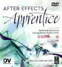 Adobe After Effects Apprentice Real-World Skills for Aspiring Motion Graphics