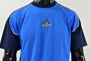 Kappa Tottenham Hotspur SPURS Chest logo Shirt SIZE L (adults)