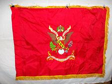 flag413 Us Army Fifth Air Defense Artillery Flag Volens Et Potens