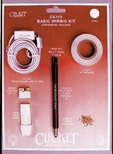 Dollhouse Cir-Kit Electrical Lighting Basic Wiring Kit # CK105