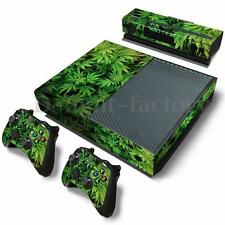Full Cover Vinyl Decal Skin Sticker For Xbox ONE Console & 2 Controllers &Kinect