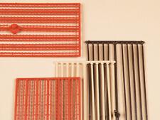 48649 Auhagen HO set 68 pezzi colmi per tetti in tegole e legno scala 1:87