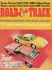 Road & Track February 1977 ? 1980 Corvertte Concept / Ferrari 308GTB / AMC Greml
