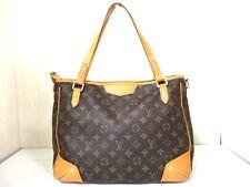 Authentic LOUIS VUITTON Monogram Estrela MM M41232 Shoulder Bag DR1172 w/ Strap