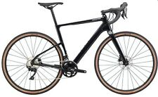 Cannondale Topstone 105 Carbon. Medium. Gravel Bike. Black. NEW