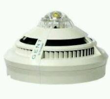 Gent S4-711-VAD-HPR Dual Optical Heat Sensor  High Power Red VAD Fire Alarm O2H