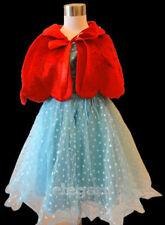 Vêtements soirées rouge pour fille de 2 à 16 ans