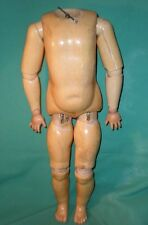 doll body jointed composition 19""