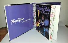 Prince  Purple Rain Cd Book