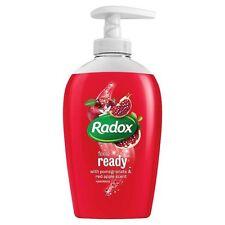 Radox Feel Ready Handwash Pomegranate & Red Apple Scent 250ml