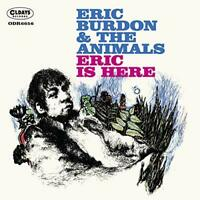 ERIC BURDON & THE ANIMALS ERIC IS HERE WITH BONUS TRACKS CD 86566 JAPAN IMPORT