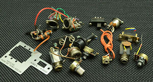KENWOOD TS-830S  -  rear panel parts + MIC connector