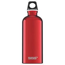 Silber//Schwarz SIGG 8516.1 Hot /& Cold Brushed Isolierflasche