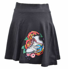 Hell Bunny Cotton Short/Mini Skirts for Women