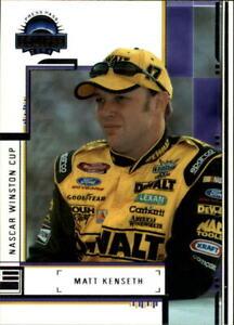 A9281- 2004 Press Pass Eclipse Auto Racing #s 1-90 -You Pick- 10+ FREE US SHIP