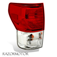 2010-2013 Driver Replacement Tail Light For Toyota Tundra W/ Bulbs and Harness