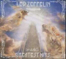 Led Zeppelin Greatest Hits Digipak Sealed 2 CD