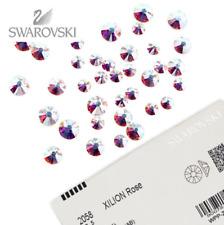 Crystal Nail Art Gems Genuine Swarovski® Rhinestones AB & Clear 100 PCS FRE P&P
