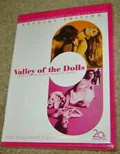Valley of the Dolls (Dvd,2006,2-Disc Set, Special Edition), New & Sealed,Classic
