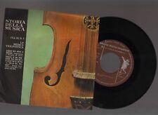 storia della musica disco 33 giri - vol.II - numero 5 - la musica violinistica