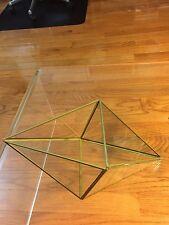 Clear Glass Geometric