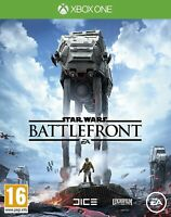 Star Wars Battlefront 1 Xbox One Game - UK PAL