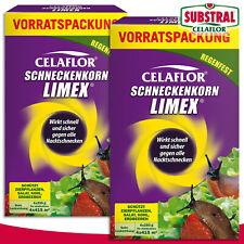Substral Celaflor 2 x 4 x 250 Outil Anti-limaces Limex