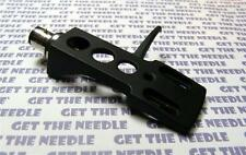 Black Alloy Plug-in HEADSHELL DJ or HI-Fi suitable for  KAM TECHNICS VESTAX ++