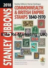 2018 COMMONWEALTH & EMPIRE STAMPS 1840-1970 Jefferies, Hugh