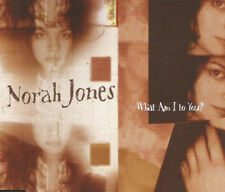 NORAH JONES What am I to you w/ UNRLEASED CD single w/ GARTH HUDSON & LEVON HELM