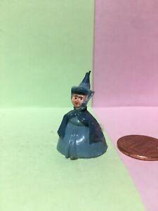 Marx Disneykin Merryweather plastic figure Walt Disney Sleeping Beauty character