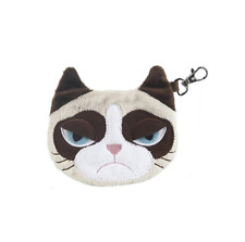 Ganz Grumpy Cat Coin Purse