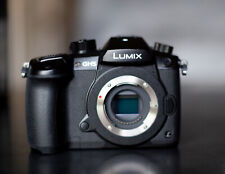 Panasonic Lumix DC-GH5 20.3 MP Digital SLR Camera - Black (Body Only)