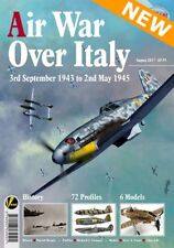 Air War Over Italy (WW2 aircraft modelling) (Valiant Wings AE8)