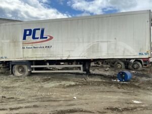 Storage Container 26ft Long / Sealed Units /  Refridgerated Trailer NOT WORKING