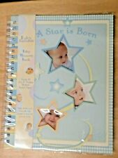 A Star Is Born Baby Boy Memory Book New