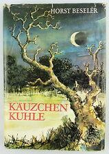 Buch: Horst Beseler - Käuzchen Kuhle Verlag Neues Leben überreicht e481