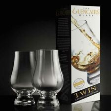 Glencairn Twin Crystal Whisky Tasting Glass Glasses Pack of 2, 170ml, Lead Free