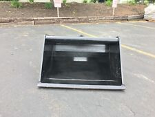 """New 36"""" Wain Roy Style Ditch Cleaning Bucket: Fits 9-12k Machines - 1.25"""" Pin"""