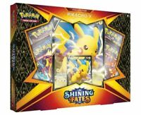 NEW 🔥 POKEMON TCG: SHINING FATES PIKACHU V COLLECTION BOX