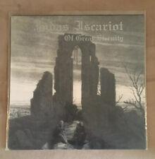 Judas Iscariot Of Great Eternity LP Nargaroth Rare New